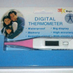 Termometer Digital MAGIC STAR Flexible