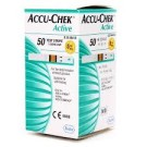 Accuchek Active test strip isi 50
