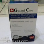 Harga Tensimeter Jarum General Care Transparent