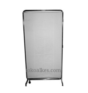 Bed Screen Stainless Steel Single (1 Bidang)