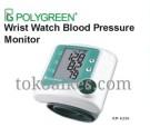 Tensimeter Digital Polygreen KP 6230 (Lengan Bawah)